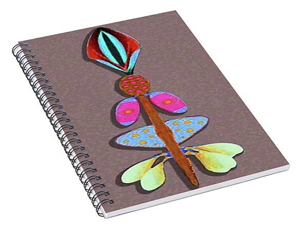 Talking Stick Spiral Notebook