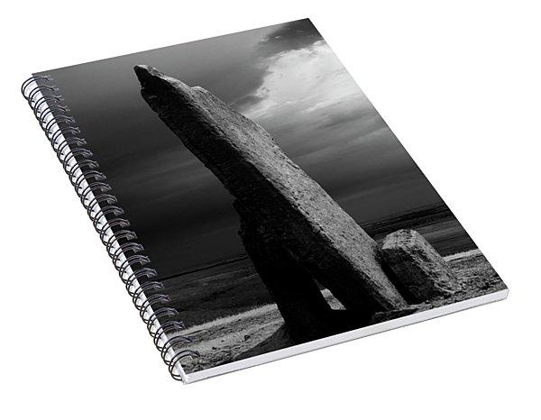 Teter Infrared Spiral Notebook
