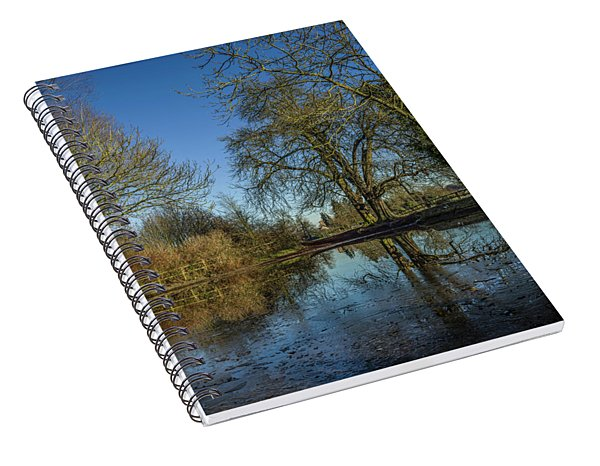 The Ford At The Street Spiral Notebook