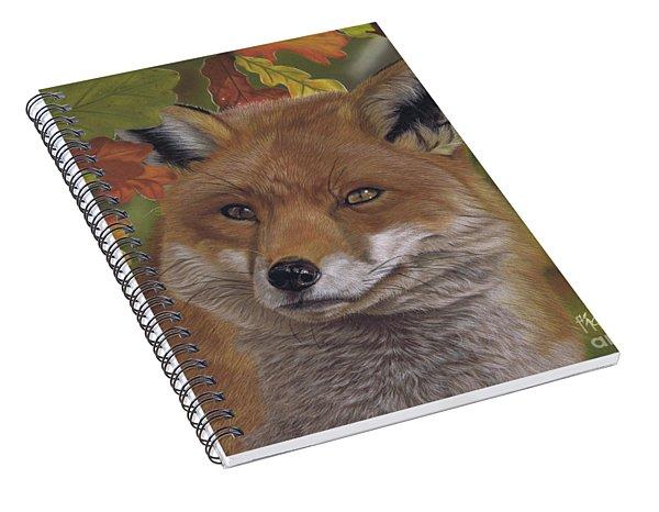 The Hunt For Red October Spiral Notebook