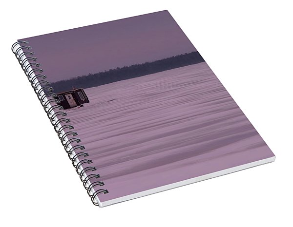The Hut II Spiral Notebook