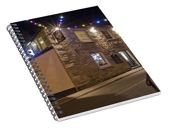 The Lemon Arms Mylor Bridge Spiral Notebook
