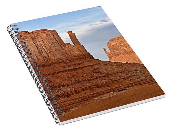 The Mittens Spiral Notebook