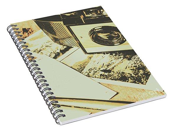 The Nostalgic Archive Spiral Notebook