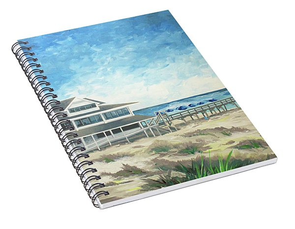 The Oceanic Spiral Notebook