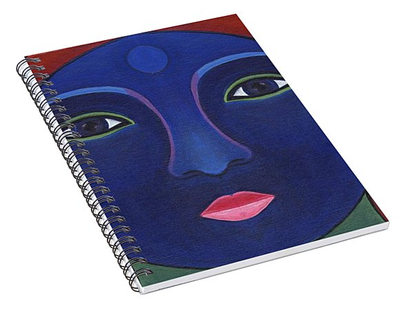 The Other Side - Full Face 1 Spiral Notebook