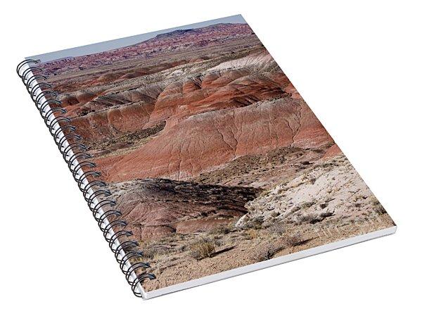 The Painted Desert  8024 Spiral Notebook