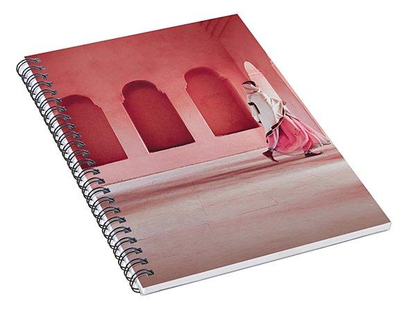 The Pilgrim Spiral Notebook
