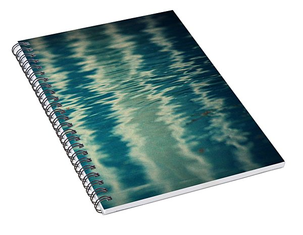 The Pool Party Spiral Notebook