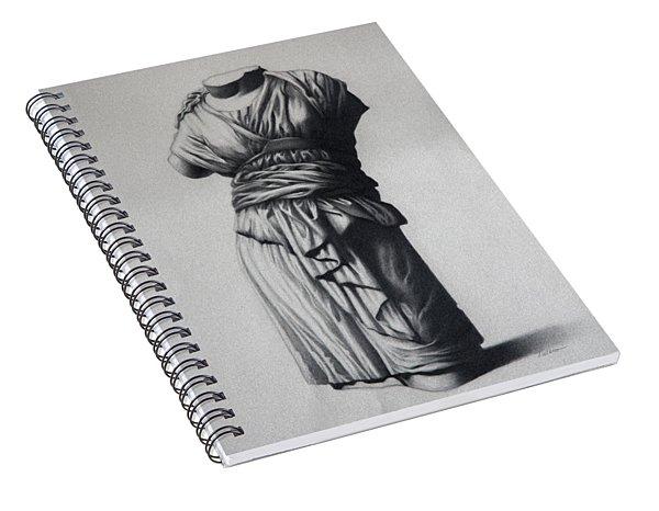 The Robe Spiral Notebook