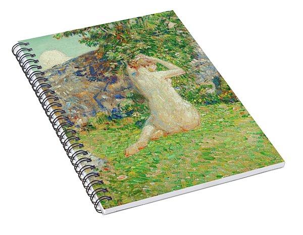 The Rocks Of Cape Ann Spiral Notebook