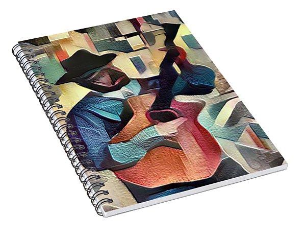 The Serenade Spiral Notebook