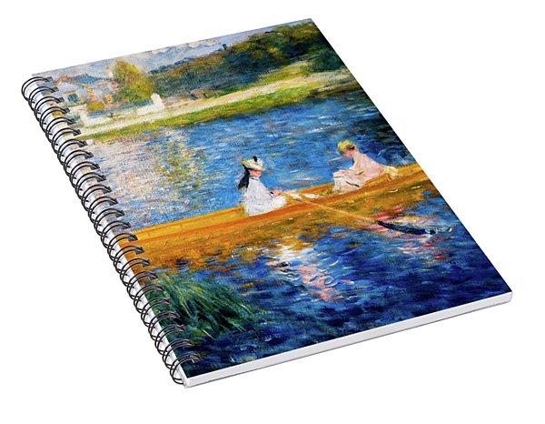 The Skiff Spiral Notebook