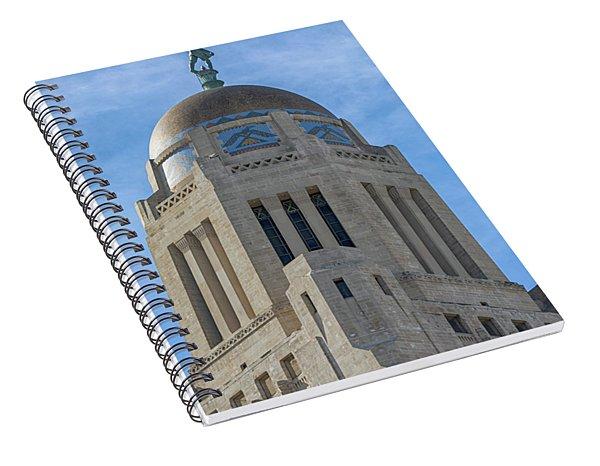 The Sower Spiral Notebook