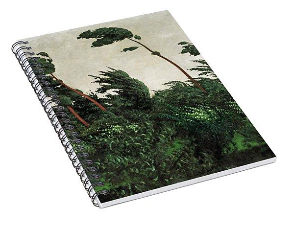 The Wind Spiral Notebook
