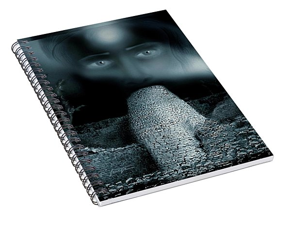The  Great Zimbabwe Ruins Mystery Spiral Notebook