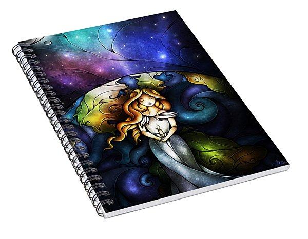 This Little Light Of Mine Spiral Notebook