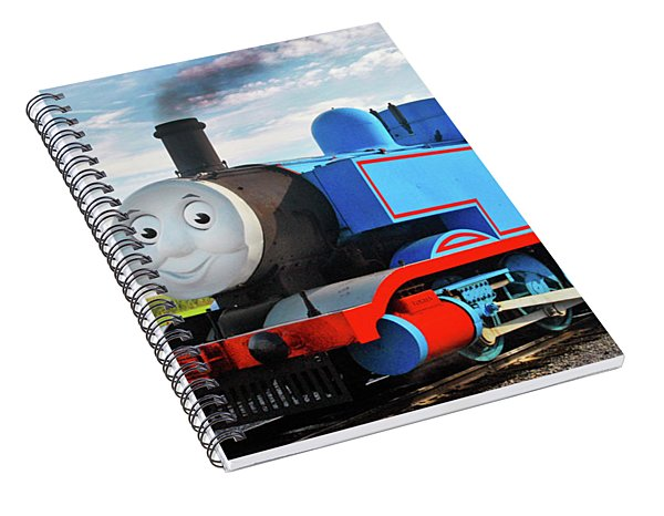 Thomas The Train Spiral Notebook