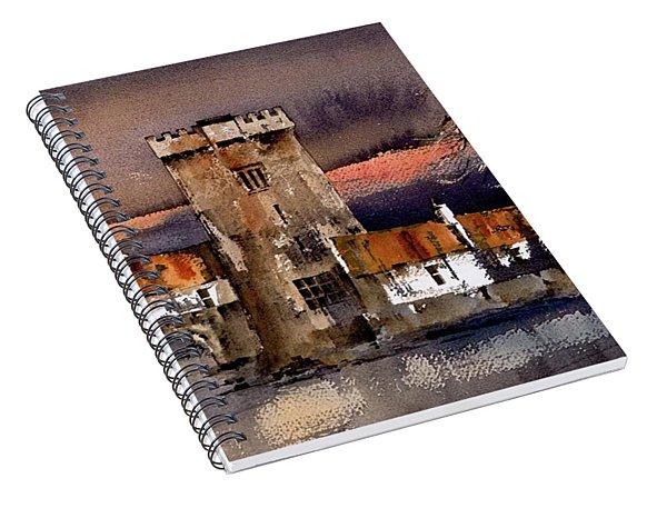 Thoor Ballylee, Galway...8351 Spiral Notebook