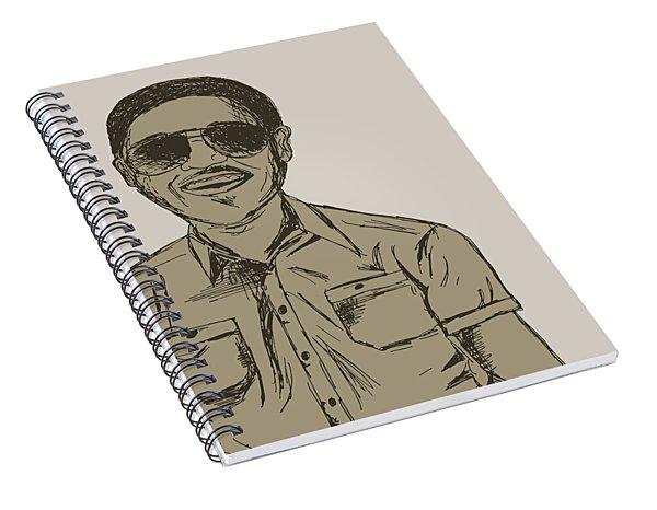 Throwback Spiral Notebook