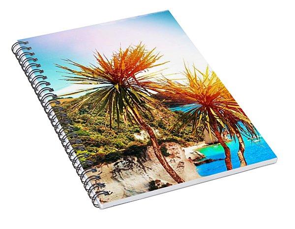 Ti Kouka Spiral Notebook