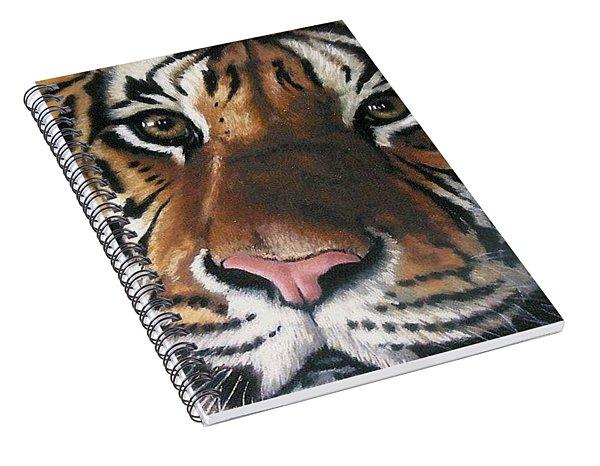 Tigger Spiral Notebook
