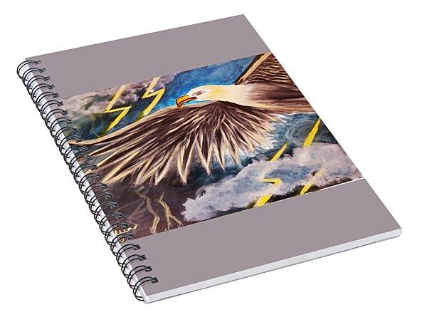 Time To Take Flight  Spiral Notebook