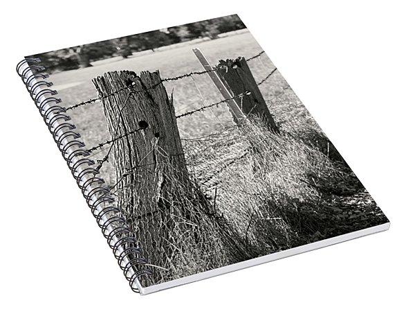 Timeworn Spiral Notebook