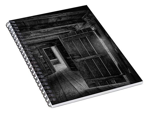 Tipton Cabin Award Winner Spiral Notebook