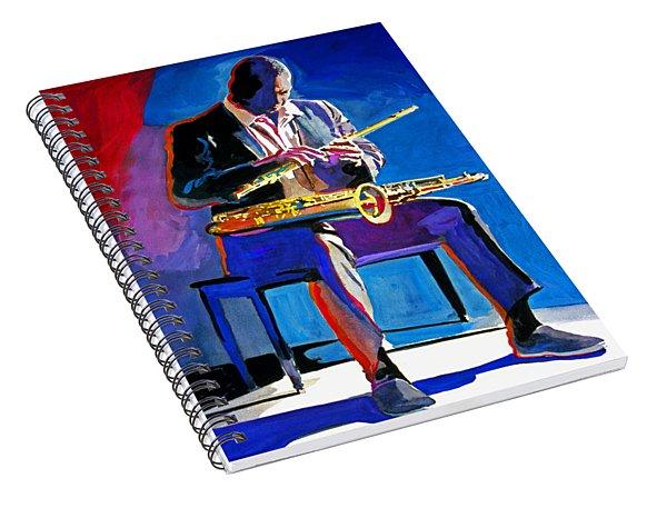 Trane - John Coltrane Spiral Notebook