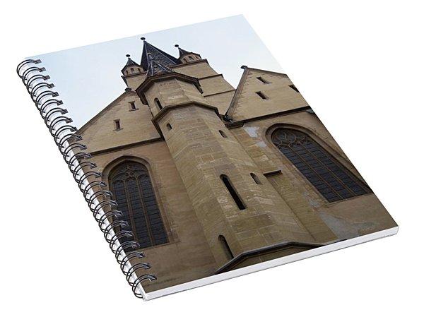 Transylvania Spiral Notebook