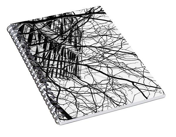 Tree Business Spiral Notebook