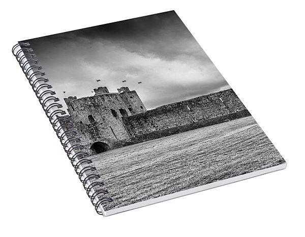 Trim Castle , Co.meath Spiral Notebook