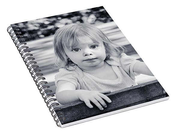 Tuesday's Child Spiral Notebook