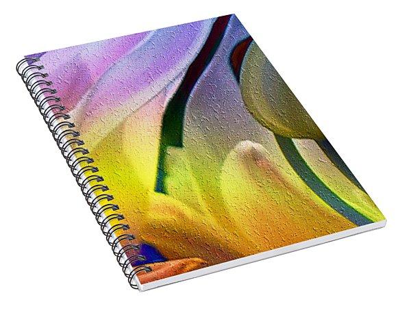 Tulips Secret Spiral Notebook