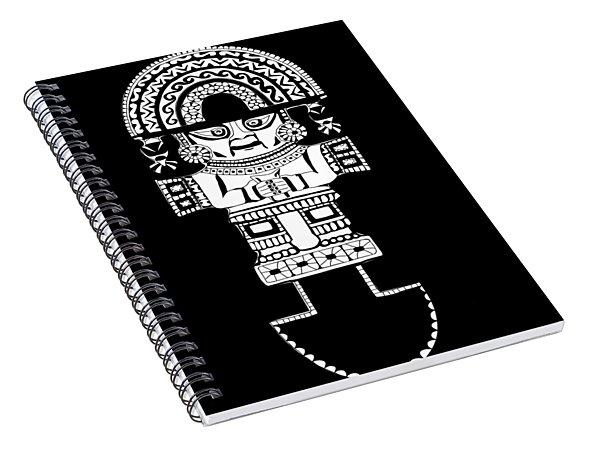 Tumi Knife Spiral Notebook