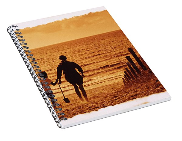Two At Sea Spiral Notebook