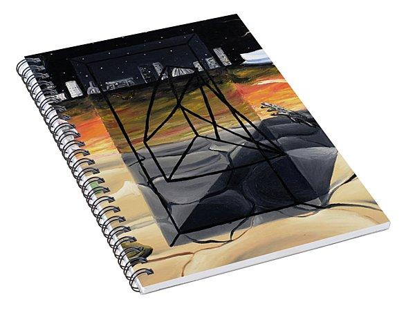 Understanding Time Spiral Notebook
