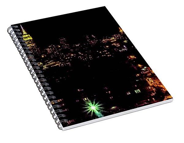 Union City Nj Traffic Spiral Notebook