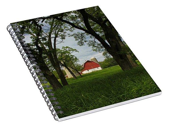 Up Yonder Spiral Notebook