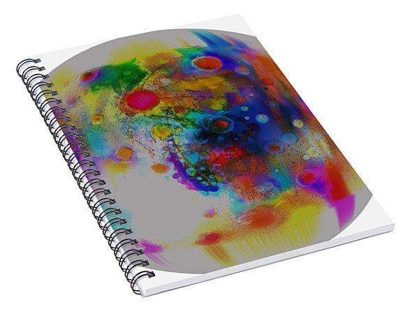 Uranus Spiral Notebook
