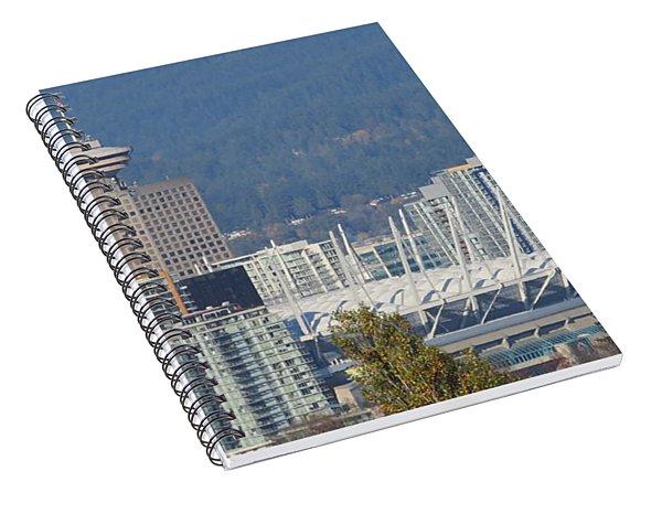 Vancouver Stadium Spiral Notebook