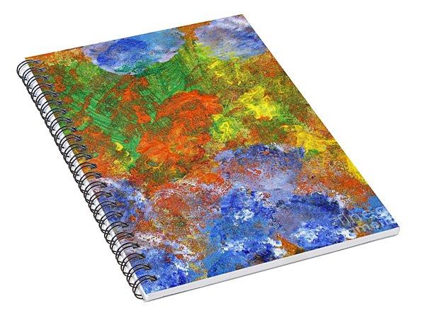 Verve Spiral Notebook