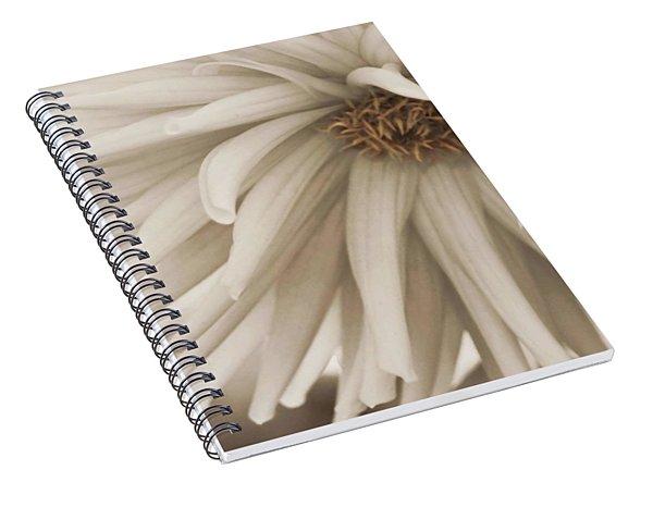Vintage Petals Spiral Notebook