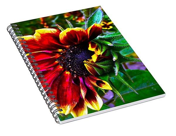Waking Up Spiral Notebook