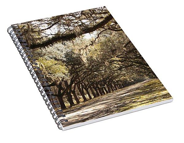 Warm Southern Hospitality Spiral Notebook