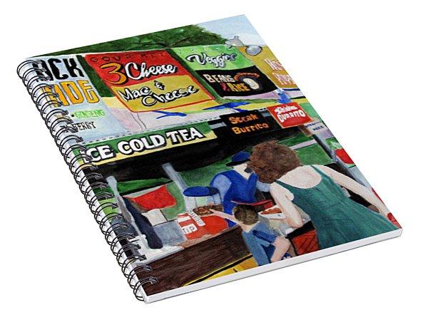 George Washington Carver State Park Spiral Notebook