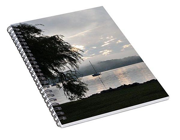 Water Tree Spiral Notebook