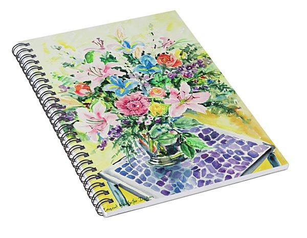 Watercolor Series 112 Spiral Notebook