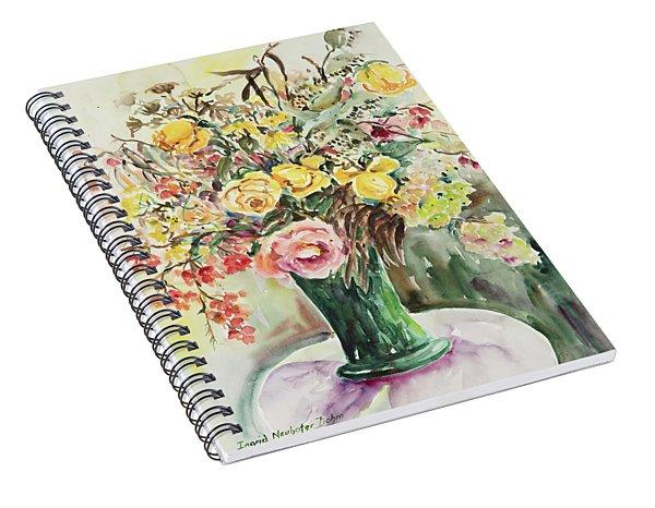 Watercolor Series 117 Spiral Notebook